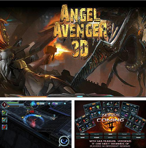 In addition to the game MMX racing for iPhone, iPad or iPod, you can also download Angel avenger for free.