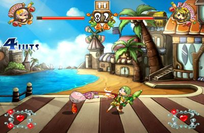Écrans du jeu Angel Fight HD pour iPhone, iPad ou iPod.