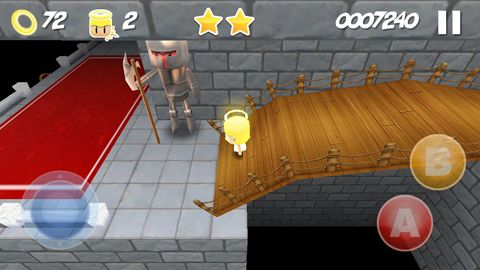 Baixe Angel in danger gratuitamente para iPhone, iPad e iPod.