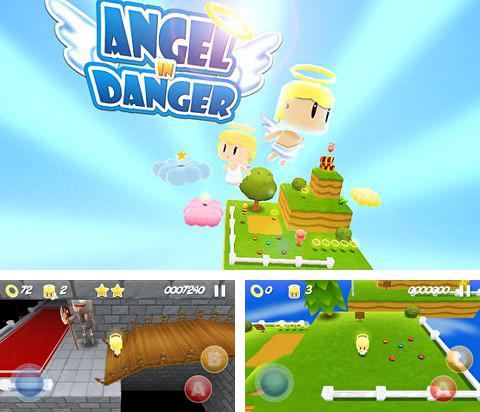 In addition to the game Final fantasy: All the bravest for iPhone, iPad or iPod, you can also download Angel in danger for free.