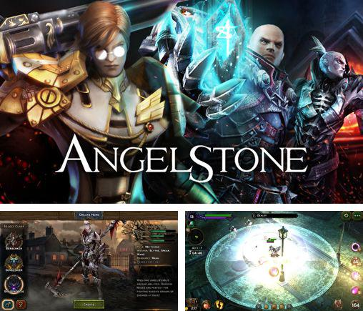 In addition to the game The amazing Bernard for iPhone, iPad or iPod, you can also download Angel stone for free.
