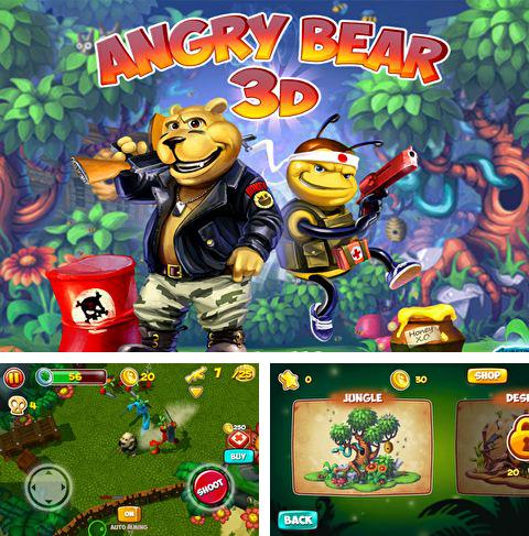 In addition to the game Age of Thrones for iPhone, iPad or iPod, you can also download Angry bear for free.