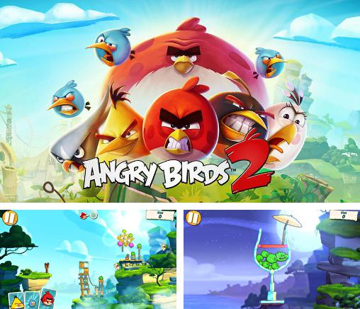 In addition to the game Jump & Splash for iPhone, iPad or iPod, you can also download Angry birds 2 for free.