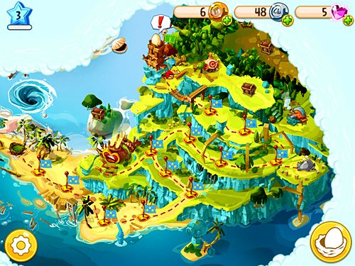 iPhone、iPad または iPod 用World 2: Empire in the stormゲームのスクリーンショット。