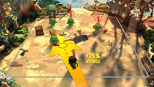Kostenloses iPhone-Game Angry Birds: Evolution herunterladen.