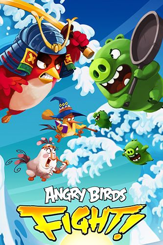 Angry birds: Fight!