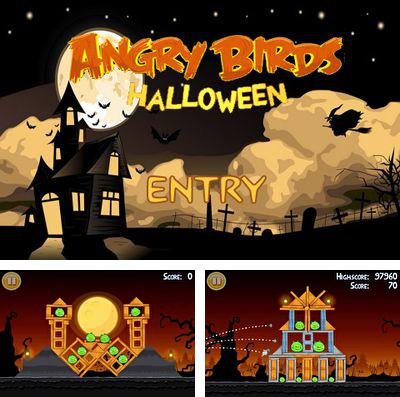 In addition to the game MewMew Tower 2 for iPhone, iPad or iPod, you can also download Angry Birds Halloween for free.