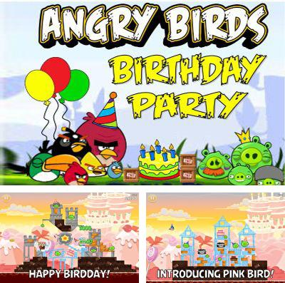In addition to the game Strike Wing: Raptor Rising for iPhone, iPad or iPod, you can also download Angry Birds HD: Birdday Party for free.