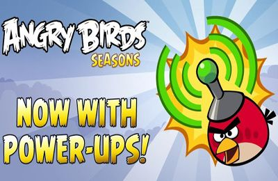 Angry Birds Seasons: with power-ups