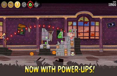 Скачать Angry Birds Seasons: with power-ups на iPhone бесплатно