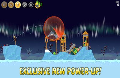 Kostenloser Download von Angry Birds Seasons: with power-ups für iPhone, iPad und iPod.