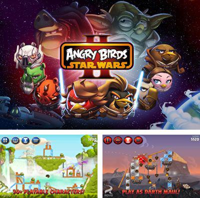 In addition to the game Bow hunter 2015 for iPhone, iPad or iPod, you can also download Angry Birds Star Wars 2 for free.