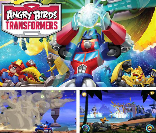 In addition to the game Fright heights for iPhone, iPad or iPod, you can also download Angry birds: Transformers for free.