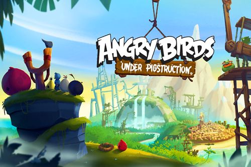Angry birds: Under pigstruction