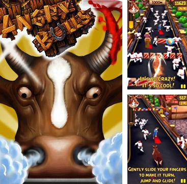 In addition to the game Zombie tales for iPhone, iPad or iPod, you can also download Angry Bulls 2 for free.