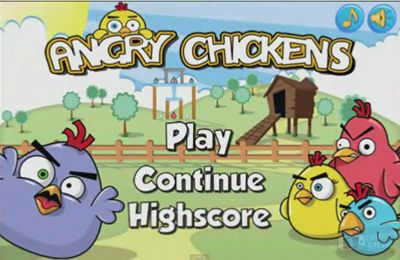 Angry Chickens Pro