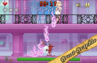 Download Angry Devil iPhone free game.