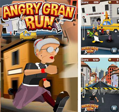 In addition to the game Bold moves for iPhone, iPad or iPod, you can also download Angry Gran Run for free.