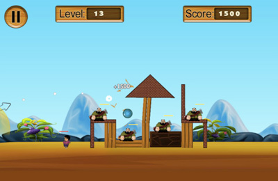 Download Angry Man iPhone free game.