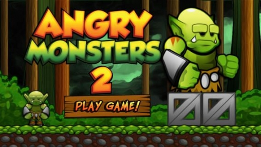 Angry monsters 2