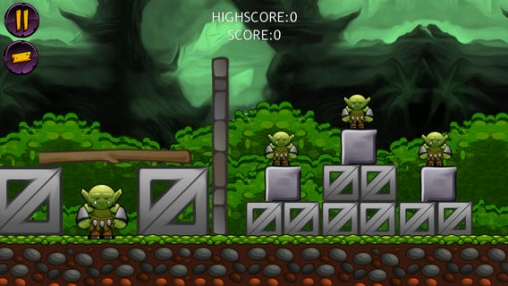 Descarga gratuita de Angry monsters 2 para iPhone, iPad y iPod.
