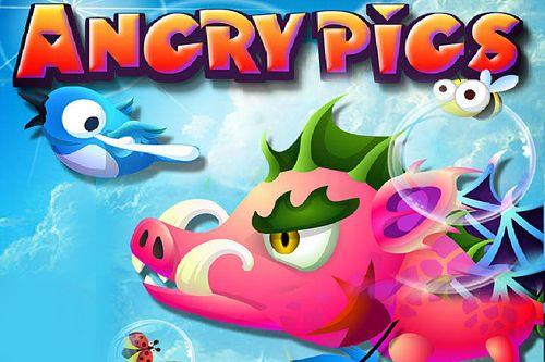 Angry pigs: The sequel of the bird