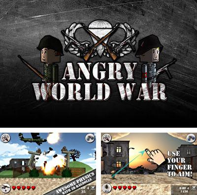 In addition to the game The myth seekers: The legacy of Vulcan for iPhone, iPad or iPod, you can also download Angry World War 2 for free.