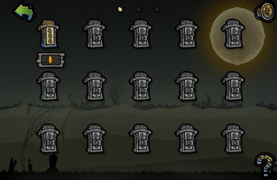Screenshots of the Angry Zombie game for iPhone, iPad or iPod.