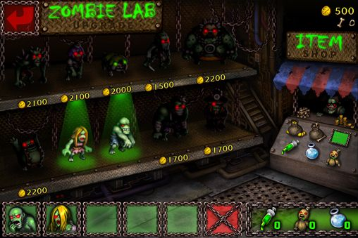 Free Angry zombies 2 download for iPhone, iPad and iPod.