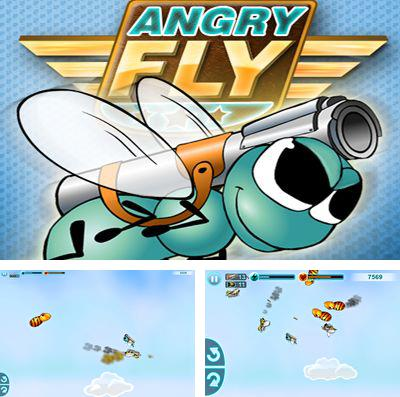 In addition to the game Victory March for iPhone, iPad or iPod, you can also download AngryFly for free.