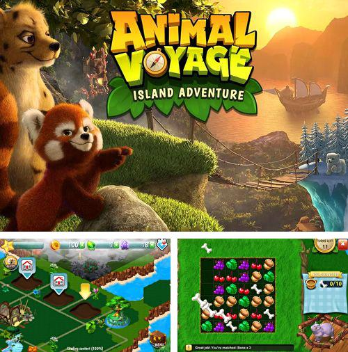 In addition to the game Monster want burger for iPhone, iPad or iPod, you can also download Animal voyage: Island adventure for free.