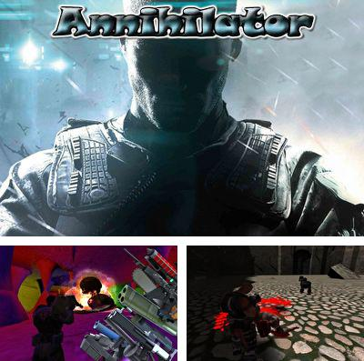 In addition to the game Zenonia 2 for iPhone, iPad or iPod, you can also download Annihilator for free.