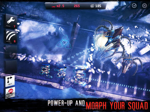 Screenshots of the Anomaly 2 game for iPhone, iPad or iPod.