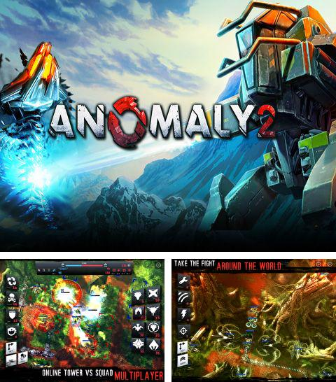 In addition to the game Fishing fun for iPhone, iPad or iPod, you can also download Anomaly 2 for free.