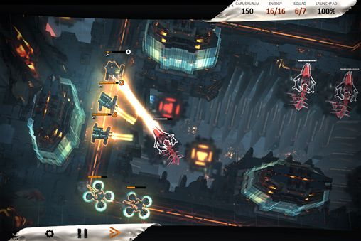 Descarga gratuita de Anomaly defenders para iPhone, iPad y iPod.