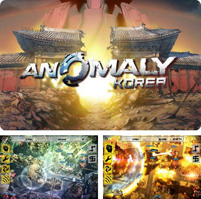 In addition to the game Dream Chaser for iPhone, iPad or iPod, you can also download Anomaly Korea for free.