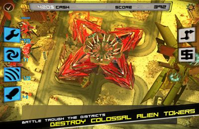 Descarga gratuita de Anomaly Warzone Earth para iPhone, iPad y iPod.