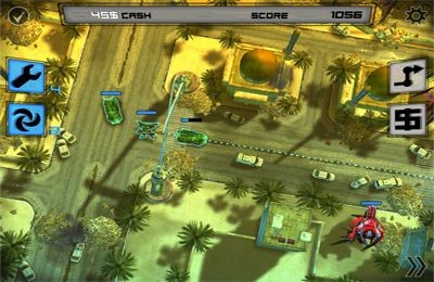 Screenshots of the Anomaly Warzone Earth game for iPhone, iPad or iPod.