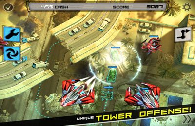 Capturas de pantalla del juego Anomaly Warzone Earth para iPhone, iPad o iPod.