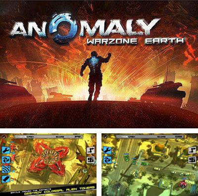In addition to the game Monument valley for iPhone, iPad or iPod, you can also download Anomaly Warzone Earth for free.
