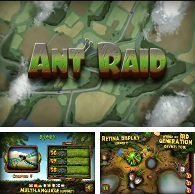 In addition to the game Super Tank Battle for iPhone, iPad or iPod, you can also download Ant Raid for iPhone for free.