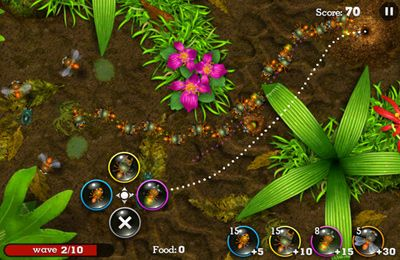 Download Anthill iPhone free game.