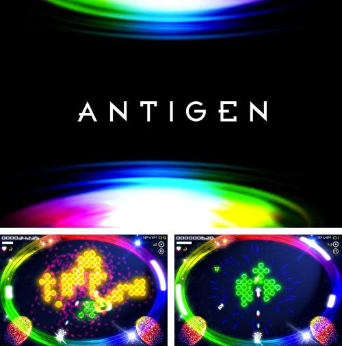 In addition to the game Legend wars 2 for iPhone, iPad or iPod, you can also download Antigen for free.
