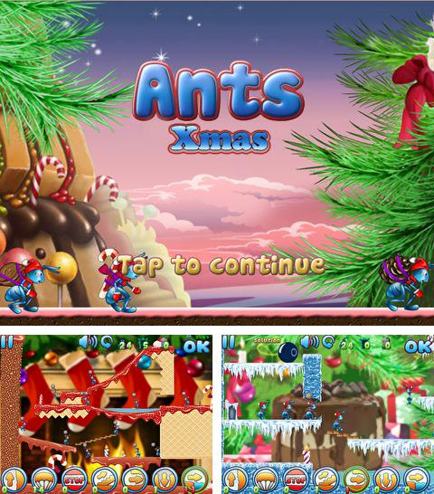 In addition to the game Defenders & Dragons for iPhone, iPad or iPod, you can also download Ants 2: Xmas for free.
