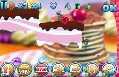 Descarga gratuita de Ants : Mission Of Salvation para iPhone, iPad y iPod.