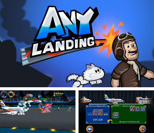 In addition to the game Angel in danger for iPhone, iPad or iPod, you can also download Any landing for free.