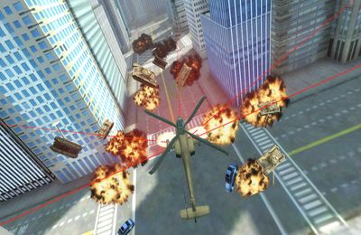 Baixe o jogo Apache vs Tank in New York! (Air Forces vs Ground Forces!) para iPhone gratuitamente.