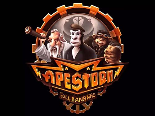Apestorm: Full fananas