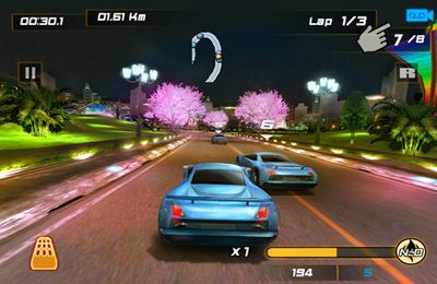 Download Apex Of The Racing iPhone free game.