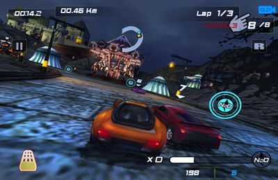 Screenshots of the Apex Of The Racing game for iPhone, iPad or iPod.